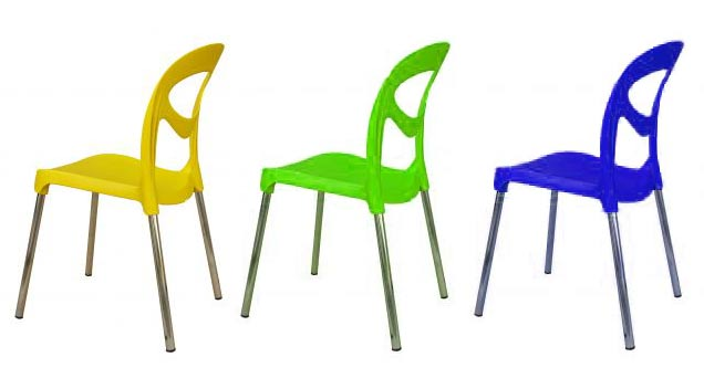 Пластиковый стул Фиати