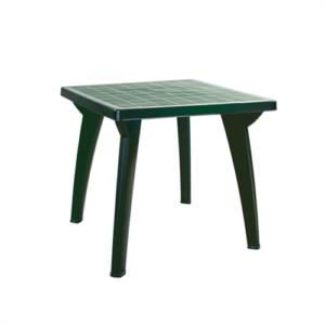 Стол пластиковый зеленый