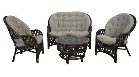 Мебель из ротанга.