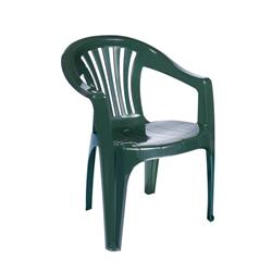 пластиковое кресло эфес зеленое