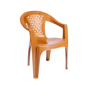 кресло кемер коричневое