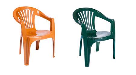 кресла пластиковые ЭФЕС