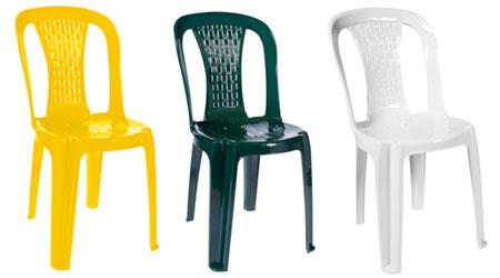 Пластиковый стул Анталия
