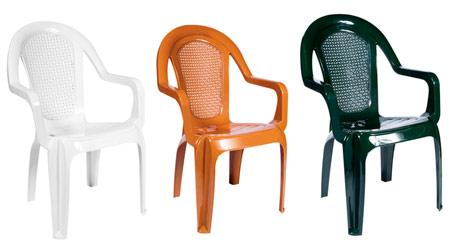 Кресло пластиковое СТАР