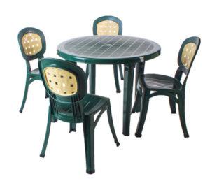 стулья пластиковые элластик туборг
