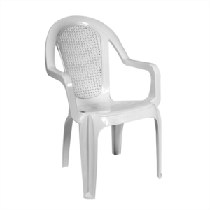 Кресло стар белое