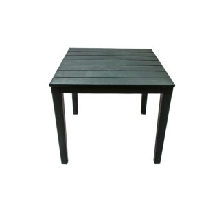 стол пластиковый темно-зеленый Прованс