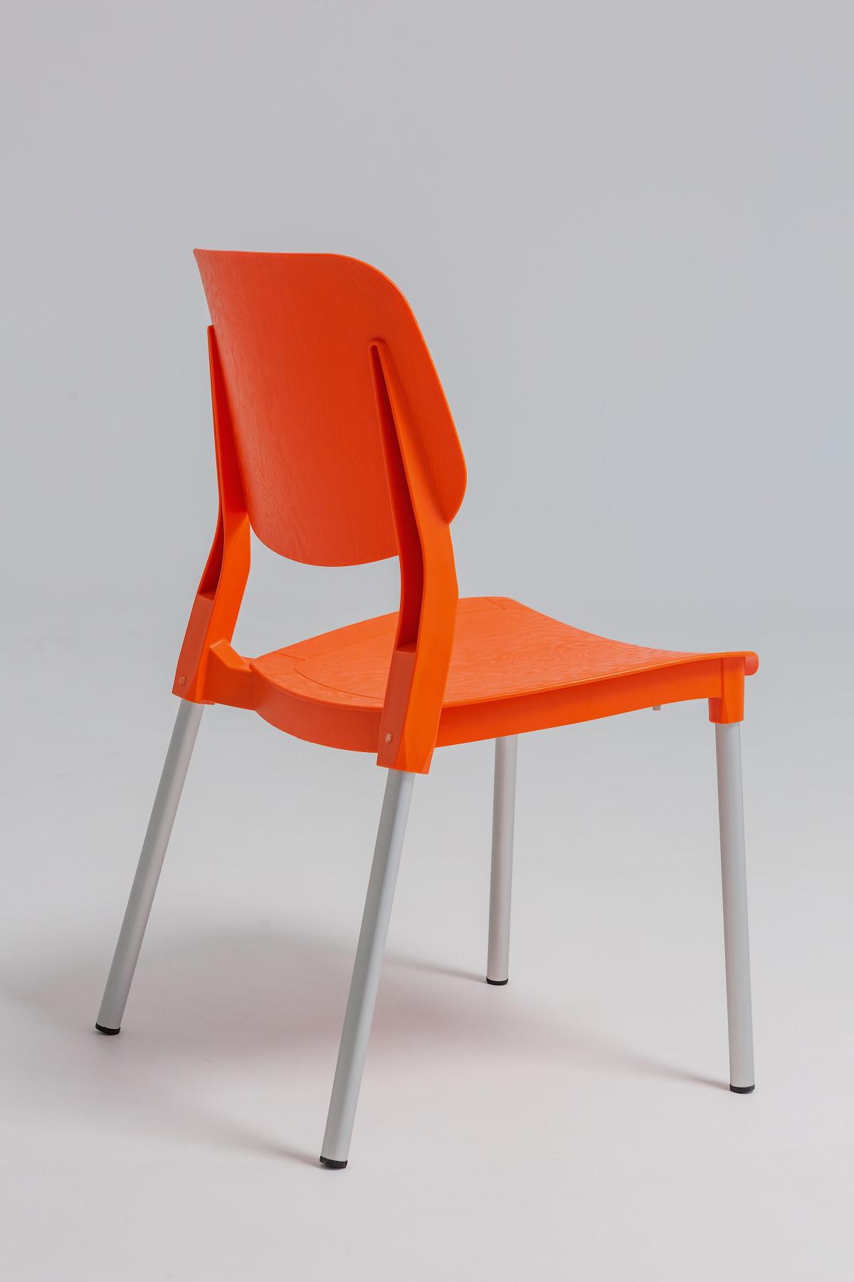 Стул вентуно оранжевый