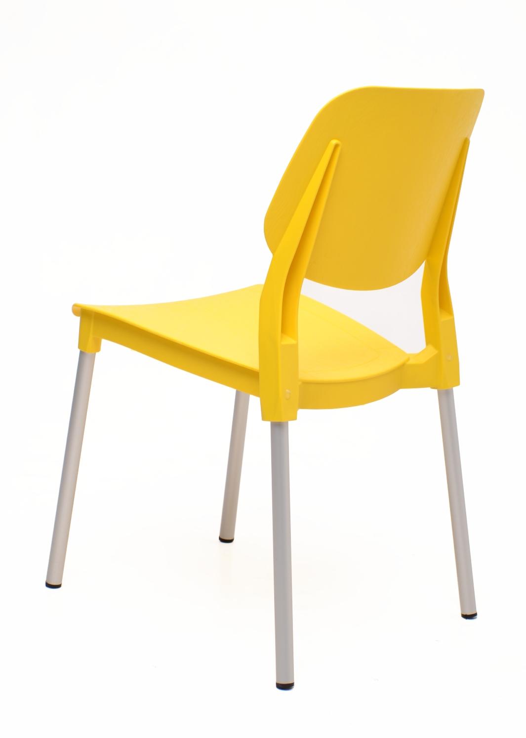 Стул вентуно желтый
